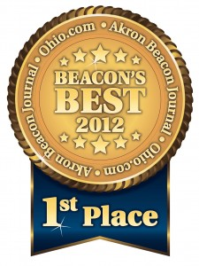 1st place winner of Beacon's Best